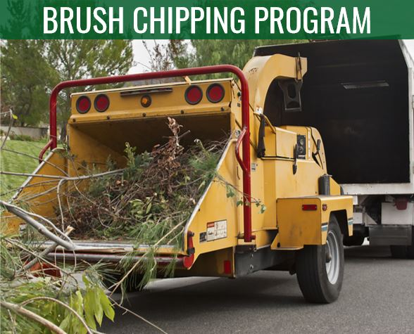 Brush Chipping Program