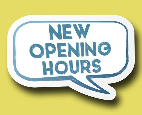 ccc new opening hours
