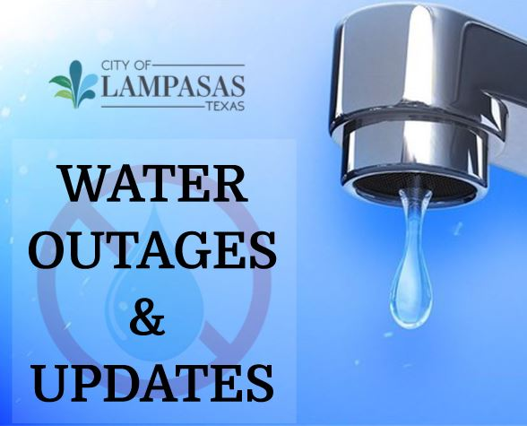 water updates news