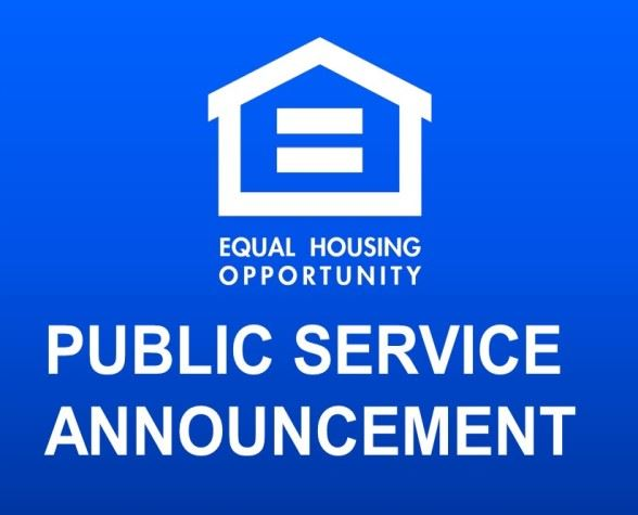 Equal Housing Opportunity Public Service Announcement