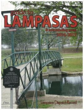 Guide to Lampasas and Surrounding Areas 2014-2015