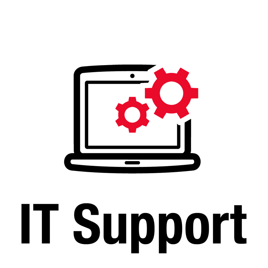 IT-Support Opens in new window