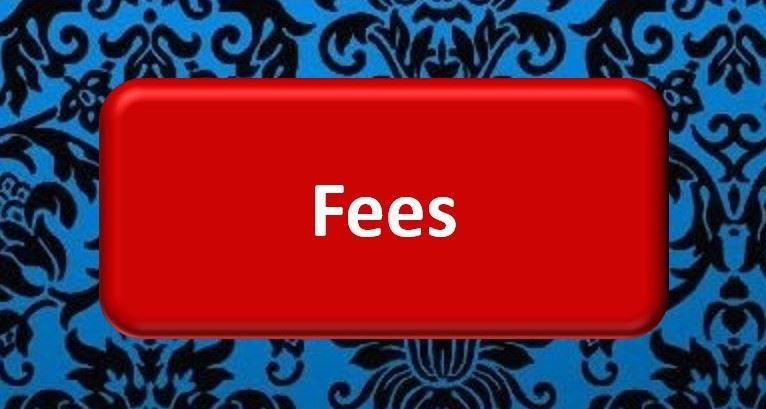 fees Opens in new window