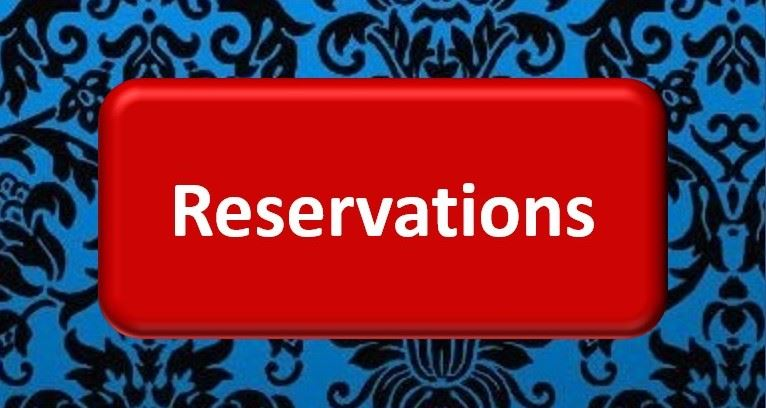 reservations Opens in new window