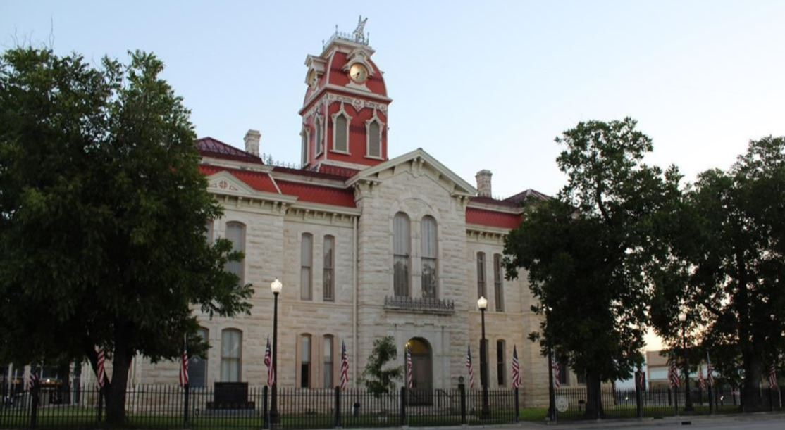 lampasas courthouse